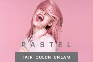 Pastel Hair Color Cream